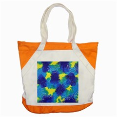 Mulberry Paper Gift Moon Star Accent Tote Bag by Mariart