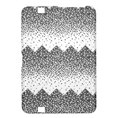 Original Plaid Chevron Wave Kindle Fire Hd 8 9  by Mariart