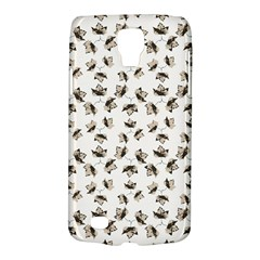 Autumn Leaves Motif Pattern Galaxy S4 Active by dflcprints
