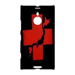 Sign Health Red Black Nokia Lumia 1520 by Mariart