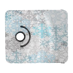 Sign Flower Floral Transparent Galaxy S3 (flip/folio) by Mariart