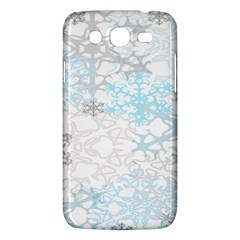Sign Flower Floral Transparent Samsung Galaxy Mega 5 8 I9152 Hardshell Case