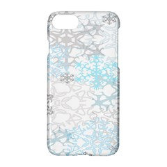 Sign Flower Floral Transparent Apple Iphone 7 Hardshell Case by Mariart
