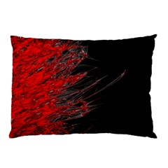 Fire Pillow Case (two Sides) by Valentinaart