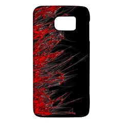 Fire Galaxy S6 by Valentinaart