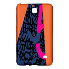 Recursive Reality Number Samsung Galaxy Tab 4 (8 ) Hardshell Case  by Mariart