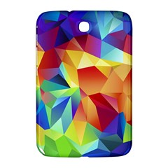 Triangles Space Rainbow Color Samsung Galaxy Note 8 0 N5100 Hardshell Case  by Mariart