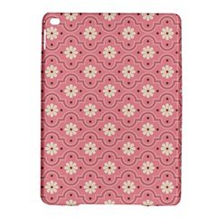 Sunflower Star White Pink Chevron Wave Polka Ipad Air 2 Hardshell Cases by Mariart