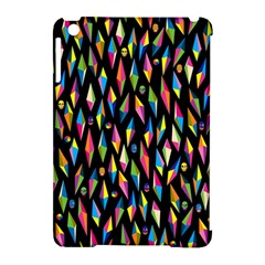 Skulls Bone Face Mask Triangle Rainbow Color Apple Ipad Mini Hardshell Case (compatible With Smart Cover) by Mariart