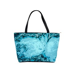 Abstraction Shoulder Handbags by Valentinaart