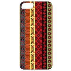 Tribal Grace Colorful Apple Iphone 5 Classic Hardshell Case by Mariart