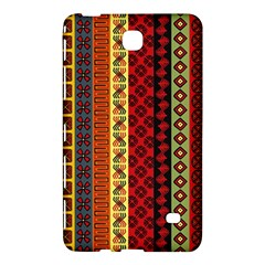 Tribal Grace Colorful Samsung Galaxy Tab 4 (8 ) Hardshell Case  by Mariart
