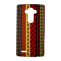 Tribal Grace Colorful Lg G4 Hardshell Case by Mariart
