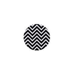 Zigzag Pattern 1  Mini Buttons by Valentinaart