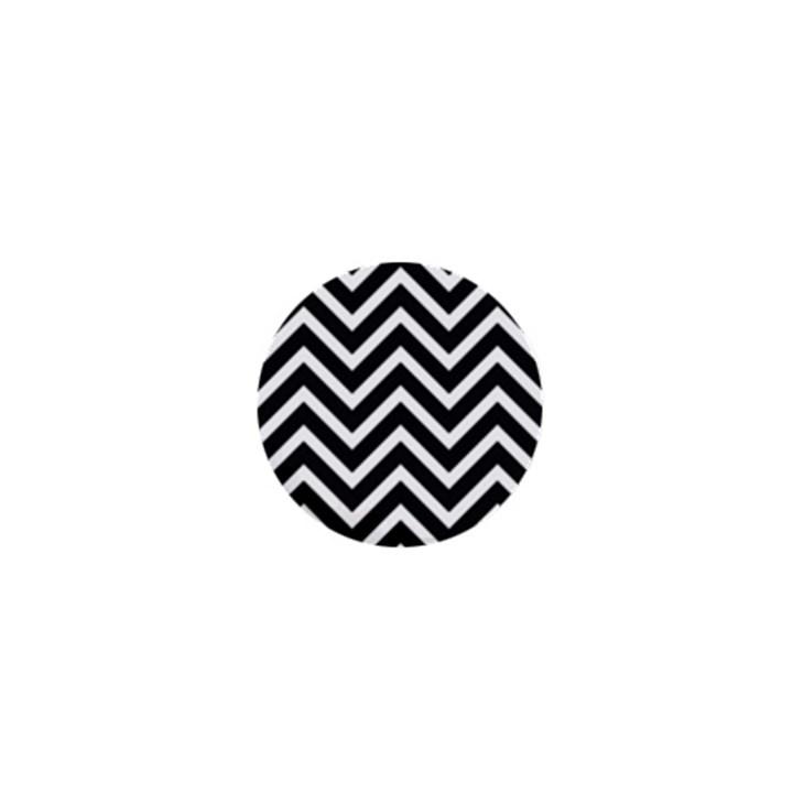 Zigzag pattern 1  Mini Buttons
