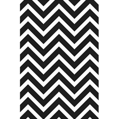 Zigzag Pattern 5 5  X 8 5  Notebooks by Valentinaart