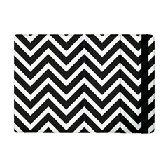 Zigzag Pattern Apple Ipad Mini Flip Case by Valentinaart