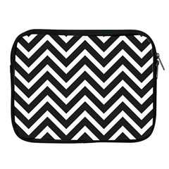 Zigzag Pattern Apple Ipad 2/3/4 Zipper Cases by Valentinaart