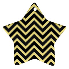 Zigzag Pattern Ornament (star) by Valentinaart