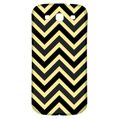Zigzag Pattern Samsung Galaxy S3 S Iii Classic Hardshell Back Case by Valentinaart