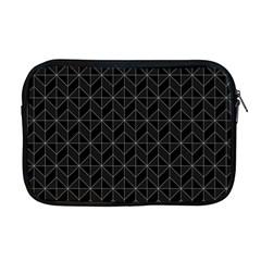 Pattern Apple Macbook Pro 17  Zipper Case by Valentinaart