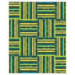 Pattern Drawstring Bag (small) by Valentinaart