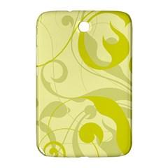 Floral Pattern Samsung Galaxy Note 8 0 N5100 Hardshell Case  by Valentinaart