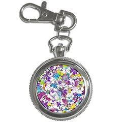 Lilac Lillys Key Chain Watches