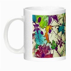 Lilac Lillys Night Luminous Mugs