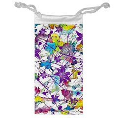 Lilac Lillys Jewelry Bag