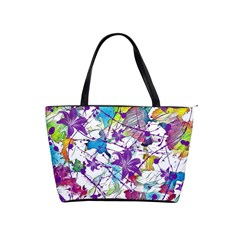 Lilac Lillys Shoulder Handbags