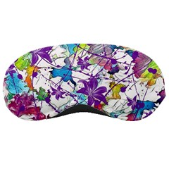 Lilac Lillys Sleeping Masks by designworld65