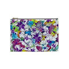 Lilac Lillys Cosmetic Bag (medium)