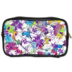 Lilac Lillys Toiletries Bags