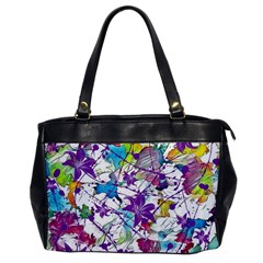 Lilac Lillys Office Handbags