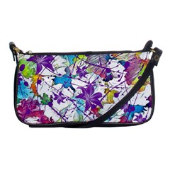 Lilac Lillys Shoulder Clutch Bags
