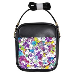 Lilac Lillys Girls Sling Bags