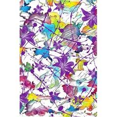 Lilac Lillys 5 5  X 8 5  Notebooks by designworld65