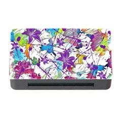 Lilac Lillys Memory Card Reader With Cf