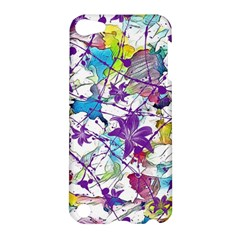 Lilac Lillys Apple Ipod Touch 5 Hardshell Case by designworld65