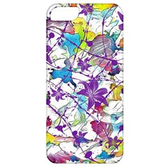 Lilac Lillys Apple Iphone 5 Classic Hardshell Case
