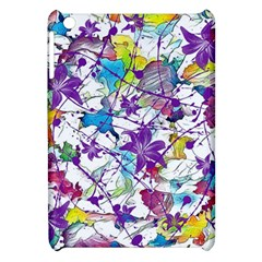 Lilac Lillys Apple Ipad Mini Hardshell Case by designworld65