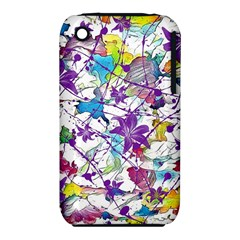 Lilac Lillys Iphone 3s/3gs by designworld65