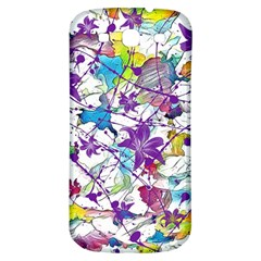 Lilac Lillys Samsung Galaxy S3 S Iii Classic Hardshell Back Case