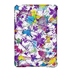 Lilac Lillys Apple Ipad Mini Hardshell Case (compatible With Smart Cover)