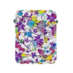 Lilac Lillys Apple Ipad 2/3/4 Protective Soft Cases