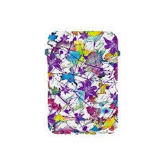 Lilac Lillys Apple Ipad Mini Protective Soft Cases by designworld65