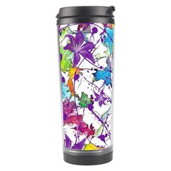 Lilac Lillys Travel Tumbler by designworld65