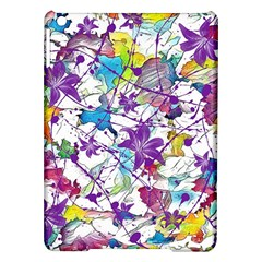 Lilac Lillys Ipad Air Hardshell Cases by designworld65