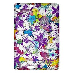 Lilac Lillys Amazon Kindle Fire Hd (2013) Hardshell Case by designworld65